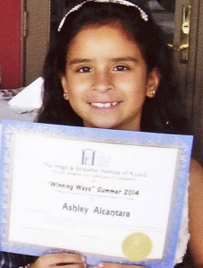 Ashley Alcontara, 7